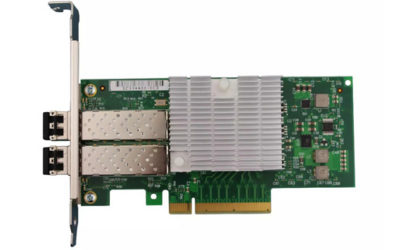 Intel E10G42BFSR Dual 10G LAN – the perfect upgrade for older servers to reach 10g connectivity