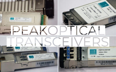 PeakOptical Transceivers