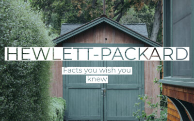 Hewlett-Packard. Facts you wish you knew