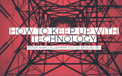 Is your business up to date with technology?