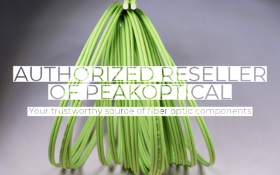 Authorized resellers of PeakOptical fiber optic