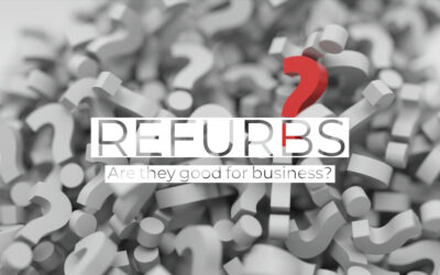Why are refurbs good for business? Inforgraphic
