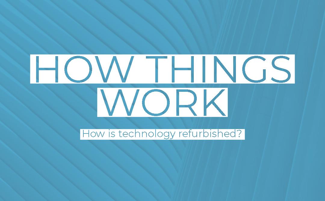 refurbished technology